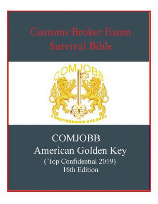 the key to passing the customs broker exam